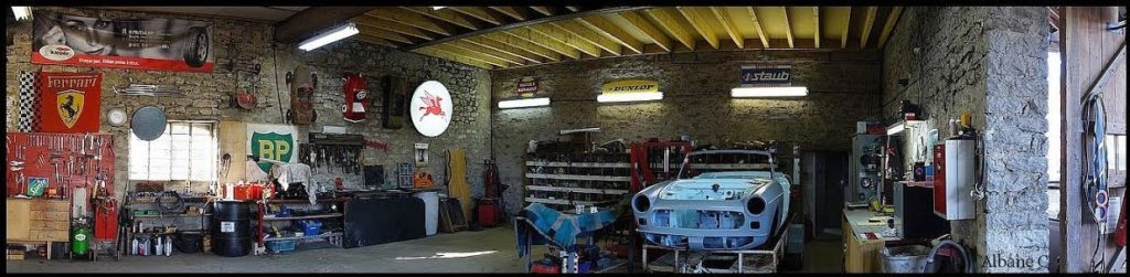 Garage Retropassion